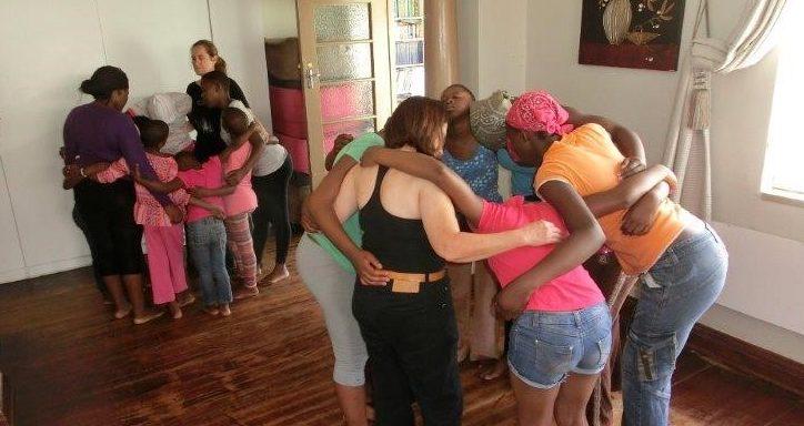Social Action - Home of Hope - Biodanza Facilitators South Africa