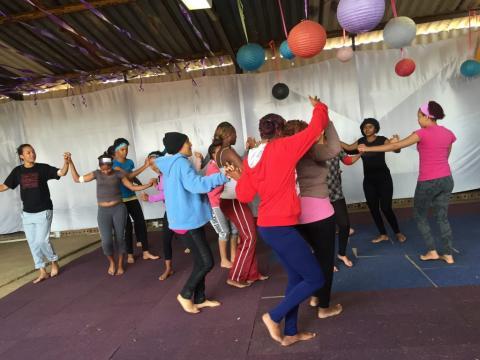 Social Action - Hadassah Center for women - Biodanza Facilitators South Africa
